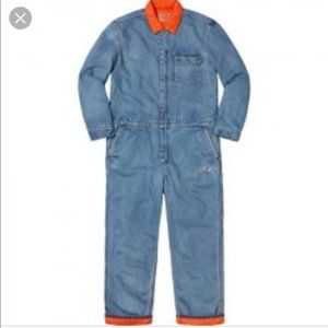 Other - Authentic Supreme x Levi's coveralls
